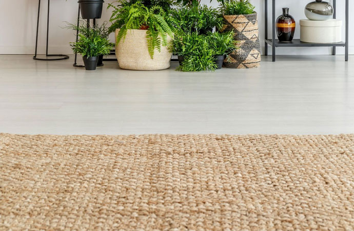 Jute Rug Cleaning Services In
